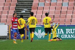 El Granada B sufre su primera derrota en Los Cármenes