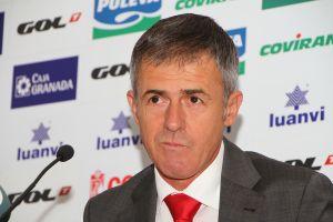 Lucas Alcaraz se despide del Granada CF