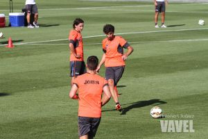 Muchas ausencias en la primera sesión preparatoria para Mestalla
