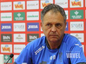 "Caparrós: ""Queremos competir en un campo difícil como San Mamés"""