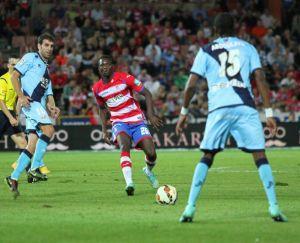 Sulayman debuta con el Granada