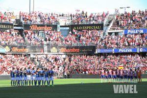 El Granada CF y la UD Almería fijan en 25 euros el precio de las entradas