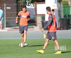 Héctor Yuste se marcha cedido al Mallorca