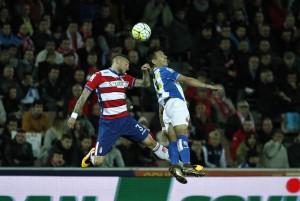 Sólo una victoria reciente frente al Espanyol en Los Cármenes
