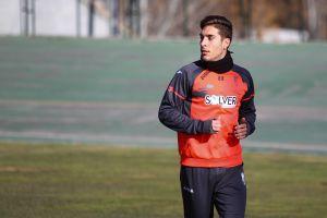 """Rochina: """"En teoría llegaré al partido contra el Levante, pero es imposible jugarlo completo"""""""