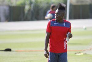 Varios jugadores del Granada se marchan con sus selecciones