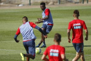 El Granada CF programa cinco entrenamientos antes de visitar al Atleti