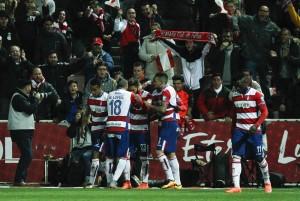 Granada CF - Espanyol, puntuaciones del Granada CF, jornada 30