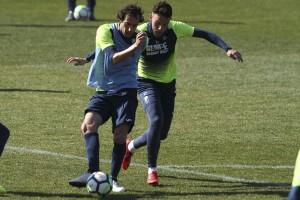El Granada CF de Pedro Morilla se preparará para recibir al Numancia