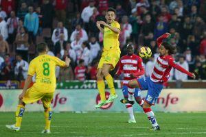 Granada CF - Getafe CF: puntuaciones del Granada, jornada 16 de Liga BBVA