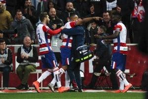 El Granada CF recupera efectivos para enfrentar al Málaga