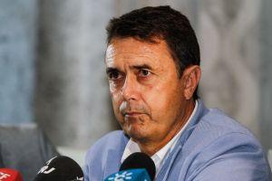 """Campos: """"Tenemos juventud y potencial que debemos intentar manifestar en Linares"""""""