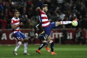 Granada CF - Rayo Vallecano, puntuaciones del Granada CF, jornada 30
