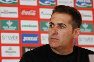 """Sandoval: """"Si se consigue el objetivo, todo el mérito es de los jugadores"""""""