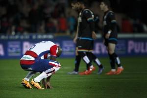 El Granada CF consigue un empate insuficiente