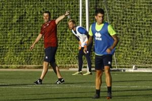 Rui Silva, Saunier y Fran Rico, los ausentes este martes
