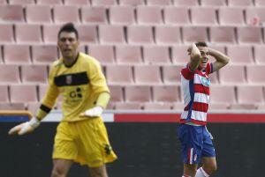 Al Granada B se le escapa el triunfo frente al líder