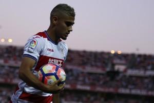 Pereira se despide y agradece el apoyo a la afición del Granada CF