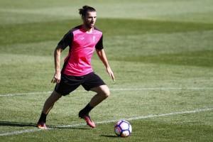 Gastón Silva, en la convocatoria para medirse al Villarreal CF