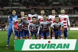 Granada - Osasuna, puntuaciones del Granada CF, ida de dieciseisavos de final de la Copa del Rey