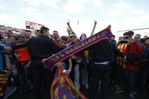 El Granada CF facilitará las imágenes de la invasión de campo