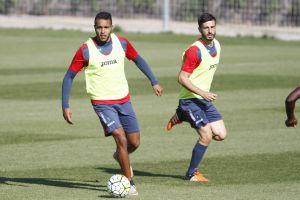 Seis jugadores del Granada CF arrastran problemas físicos