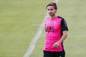 Saunier y Samper vuelven a la convocatoria para medirse al Barcelona