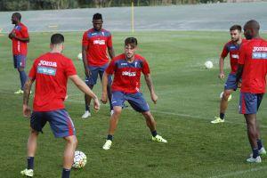 Cinco entrenamientos en la nueva Ciudad Deportiva antes de recibir al Dépor