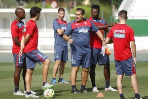 El Granada se prepara para recibir al Villarreal con sus internacionales