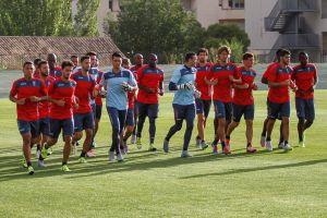 Márquez, Rico, Martins y Buonanotte, ausentes en el 'regreso' a Granada
