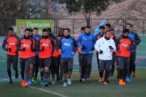 El Granada CF vuelve tras el parón navideño con muchas ausencias