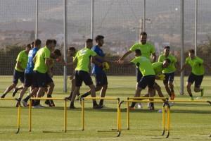 El Granada CF empieza 'a tope' la pretemporada