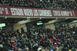Promoción para abonados del CB Granada en las entradas para el Granada CF - Nástic