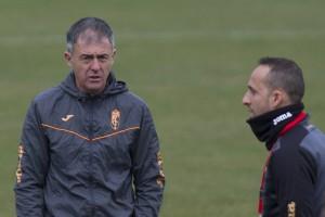 """Alcaraz: """"Lo fundamental es que se nos vea con ganas de ganar"""""""