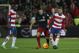 Prieto Iglesias arbitrará el Atlético - Granada CF