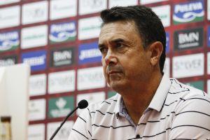 """Campos: """"Con confianza, tendremos opciones contra un rival que será de los primeros"""""""