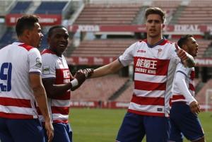 Meritorio punto sumado por el Granada B ante el Melilla