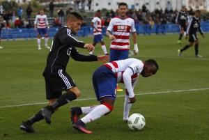 RB Linense - Granada CF 'B': a seguir escalando