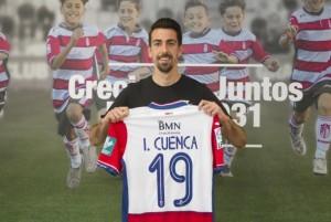 Isaac Cuenca, reaparición en la Liga BBVA