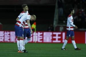 Una oportunidad 'de Primera' perdida para el Granada CF