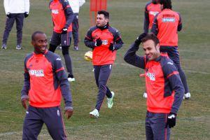 El Granada preparará desde el miércoles el partido contra el FC Barcelona