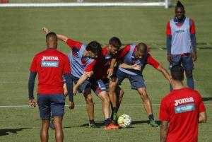 Seis entrenamientos para el Granada CF en la semana de parón