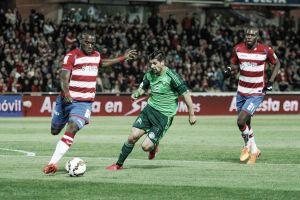 Granada CF 2014/15: defensas
