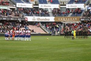El Sevilla FC, rival del Granada CF en su presentación