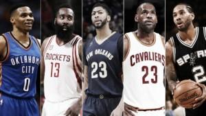 La NBA revela los mejores quintetos de la temporada con más de una sorpresa