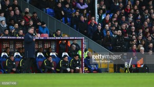 Sam Allardyce laments yet more errors as his Crystal Palace side crashed out of the FA Cup