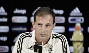 """Allegri e la Juve verso il Palermo: """"Conta l'atteggiamento. Domani la partita va aggredita"""""""