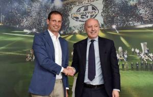 Allegri renueva como técnico 'bianconero' hasta el 2018