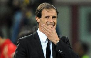 El Milan destituye a Massimiliano Allegri