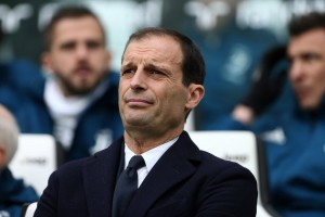 """Allegri: """"Abbiamo concluso poco, adesso sotto con il Napoli"""""""